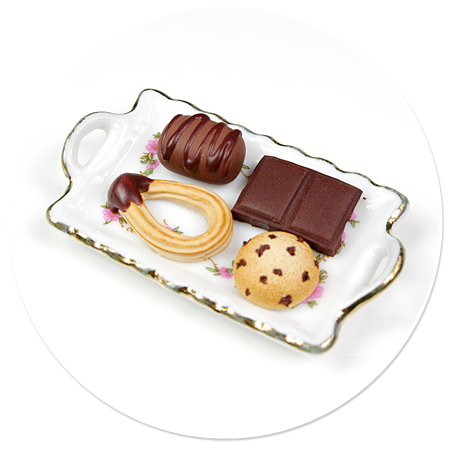 magnet plate of sweets no. 5