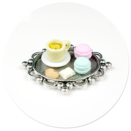 magnet tray of sweets no. 2