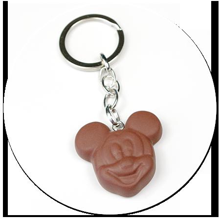 breloczek czekoladka z myszką nr 3