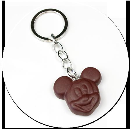 breloczek czekoladka z myszką nr 4