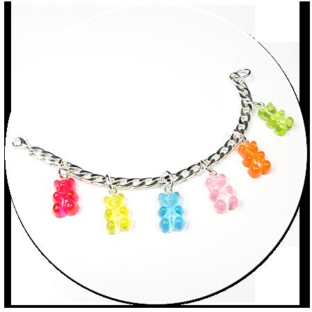 bracelet jelly's bears no. 5