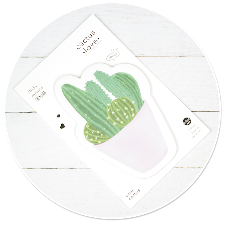 karteczki z kaktusem nr 2