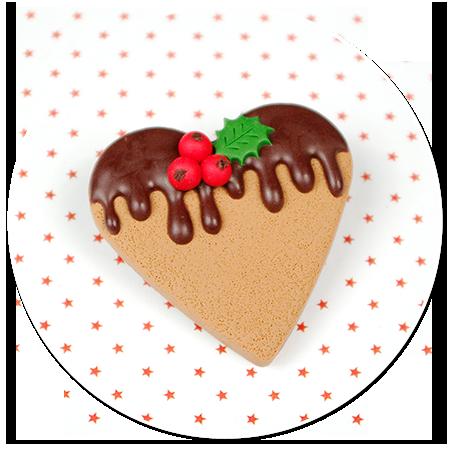 broszka świąteczne ciastko nr 2