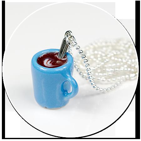 naszyjnik kubek kawy nr 2