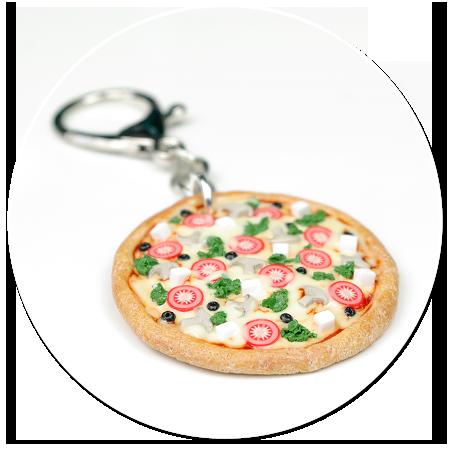 breloczek pizza