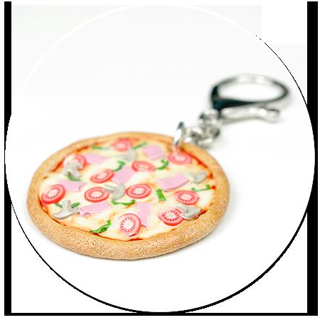 breloczek pizza nr 4