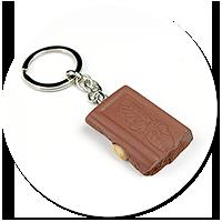 breloczek czekolada z orzechami nr 3