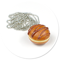 necklace donut no. 2