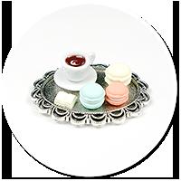 magnes taca ze słodyczami