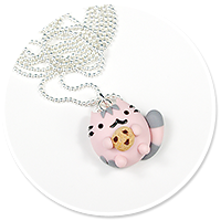 necklace pusheen no. 5