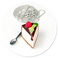 necklace cheesecake no. 8