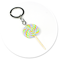 keyring with lollipop no. 3