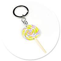 keyring with lollipop no. 4