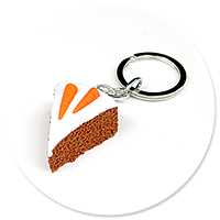 keyring carrot cake no. 2