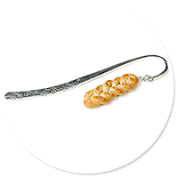 bookmark with challah no. 2