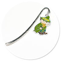 bookmark with Snufkin