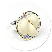 ring with dumplings no. 7