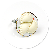 ring with dumplings