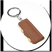breloczek czekolada z orzechami nr 4