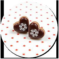 plug-in earrings christmas cookies no. 12