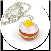 necklace donut no. 3