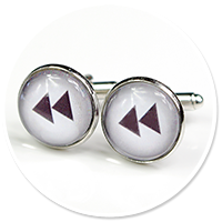 cufflinks with buttons no. 4