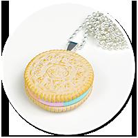 naszyjnik oreo (ice cream)