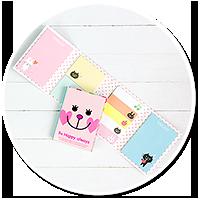 słodkie karteczki kawaii nr 5