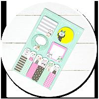 słodkie karteczki kawaii nr 6