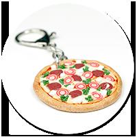breloczek pizza nr 3