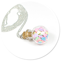 necklace ball with candies no. 3