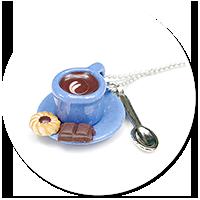 naszyjnik z kawą nr 2