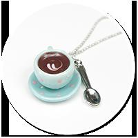 naszyjnik z kawą nr 4