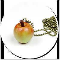 naszyjnik jabłko nr 3