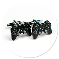 cufflinks for players (pad)