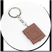 breloczek czekolada z myszką nr 2