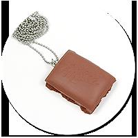 naszyjnik czekoladka nr 3