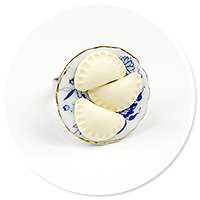 pierścionek z pierogami