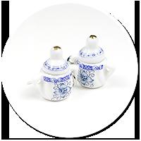 kolczyki ceramiczne cukiernice