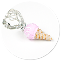 necklace ice cream no. 4