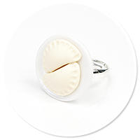 pierścionek z pierogami nr 3